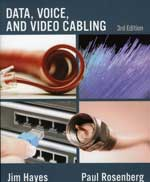 Data, Voice and Video Cabling textbook