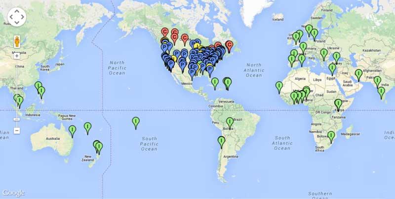 The Newsletter Of The Fiber Optic ociation on google cloud services map, google satellite map, google data center map, google internet map, google colo map, google international map,