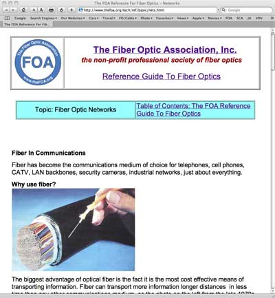 FOA Online Reference Guide