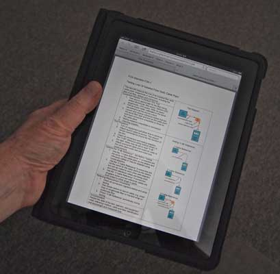 FOA Standards on iPad