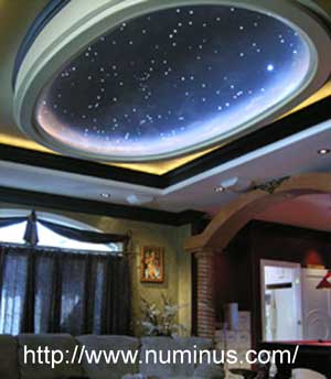 Starfield Celings Fiber Optic Lighting Star Ceiling