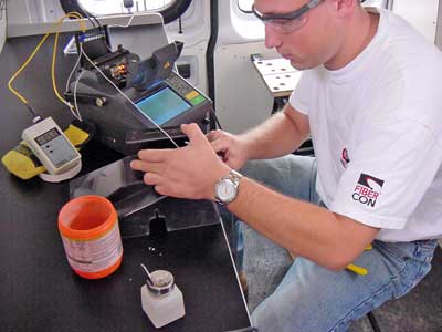 The Foa Reference For Fiber Optics Fiber Optic Installation