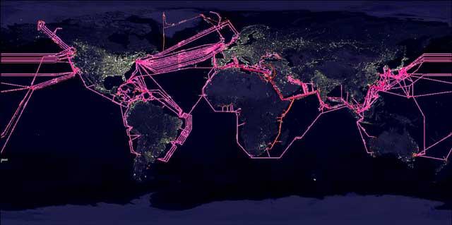 The FOA Reference For Fiber Optics Fiber To The Home - Us fiber optic network map